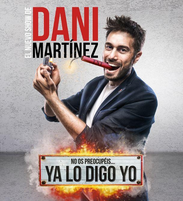 Dani Martínez - Show
