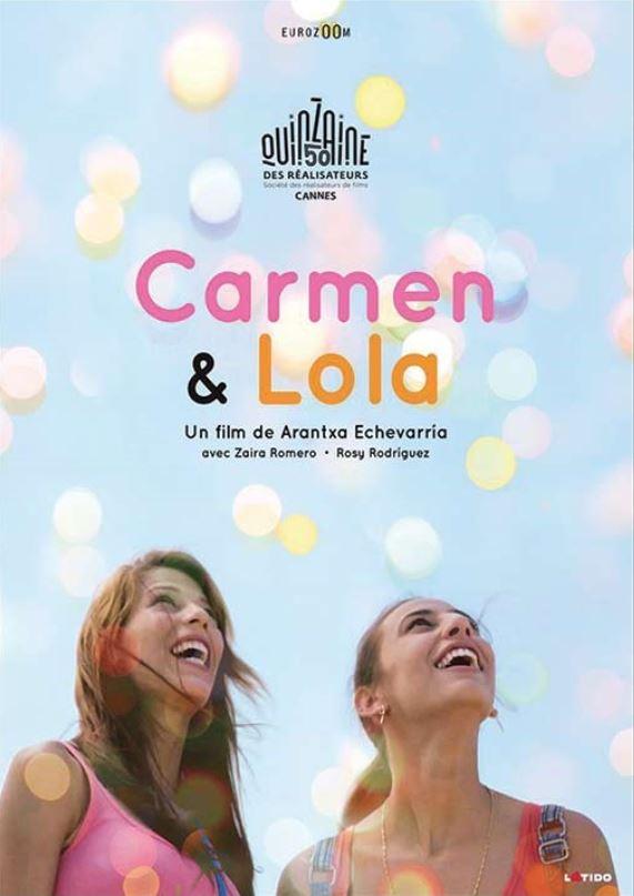 CARMEN Y LOLA - Cine - Almería