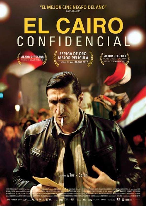 EL CAIRO CONFIDENCIAL - Cine