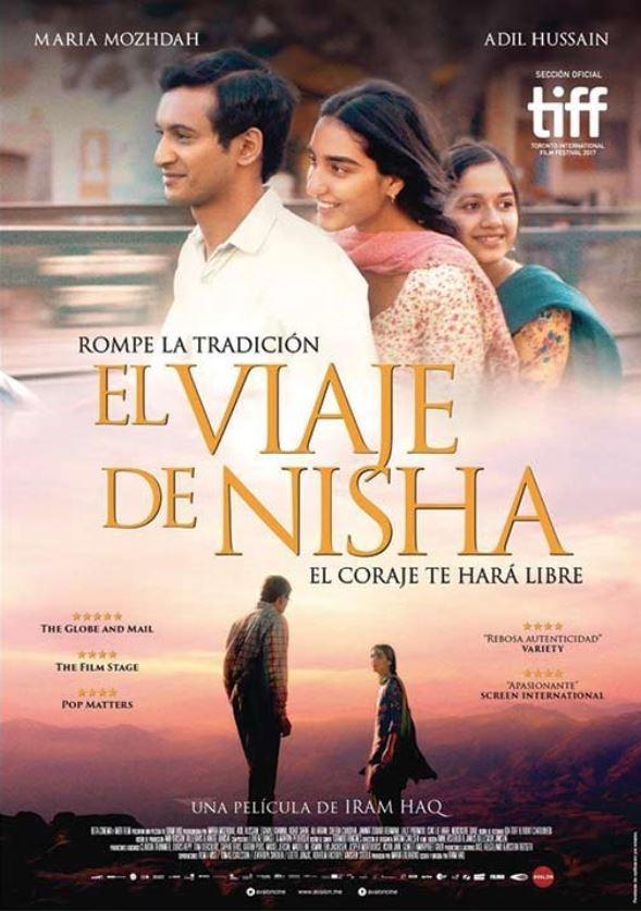 EL VIAJE DE NISHA - Cine