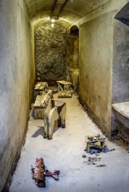 Refugios de la Guerra Civil - Guardería