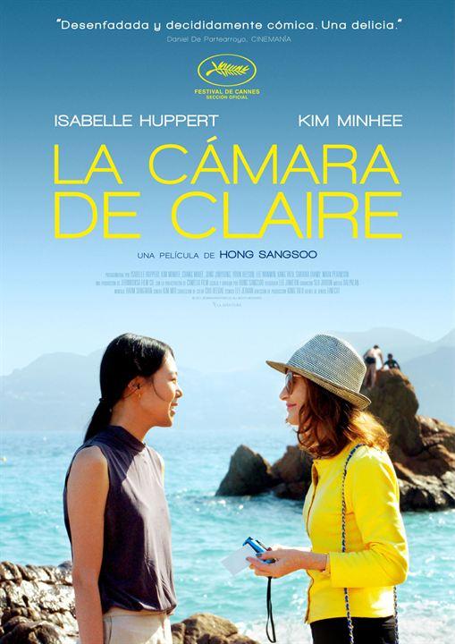 LA CÁMARA DE CLAIRE - Cine
