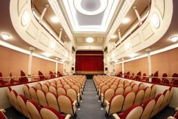 Teatro Apolo Almería - Patio Butacas desde escenario