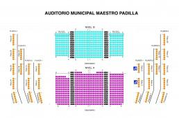 Auditorio Municipal Maestro Padilla - Almería
