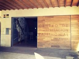Centro de Interpretación Patrimonial CIP - Almería - Entrada