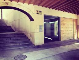Centro de Interpretación Patrimonial CIP - Almería - Fachada