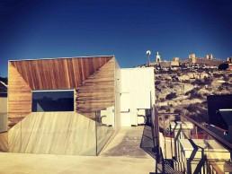 Centro de Interpretación Patrimonial CIP - Almería - Terraza