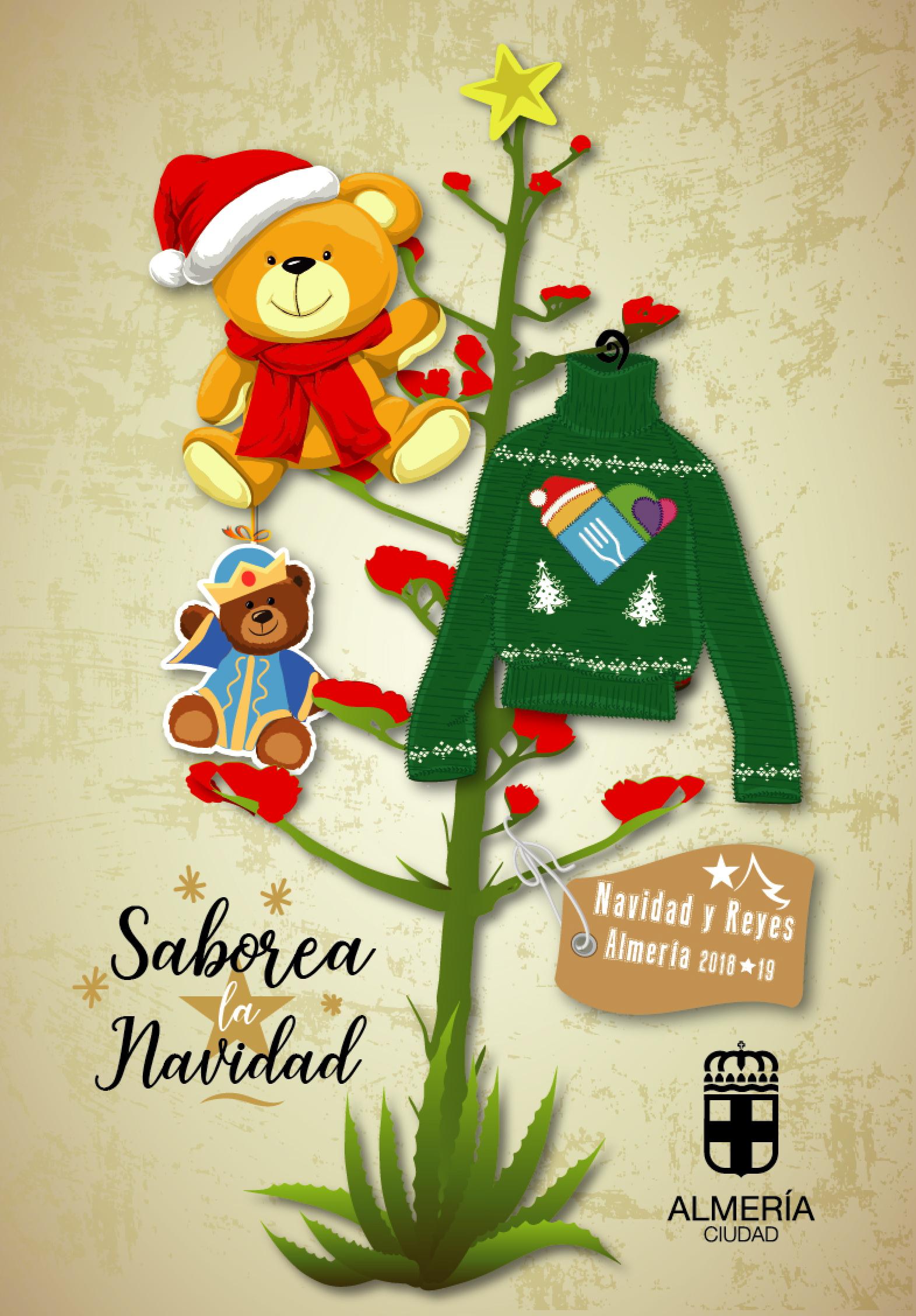 Imagenes De Navidad 2019.Navidad Y Reyes 2018 2019 Area De Cultura Y Educacion