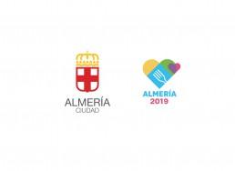 Logos almeria ciudad 2019