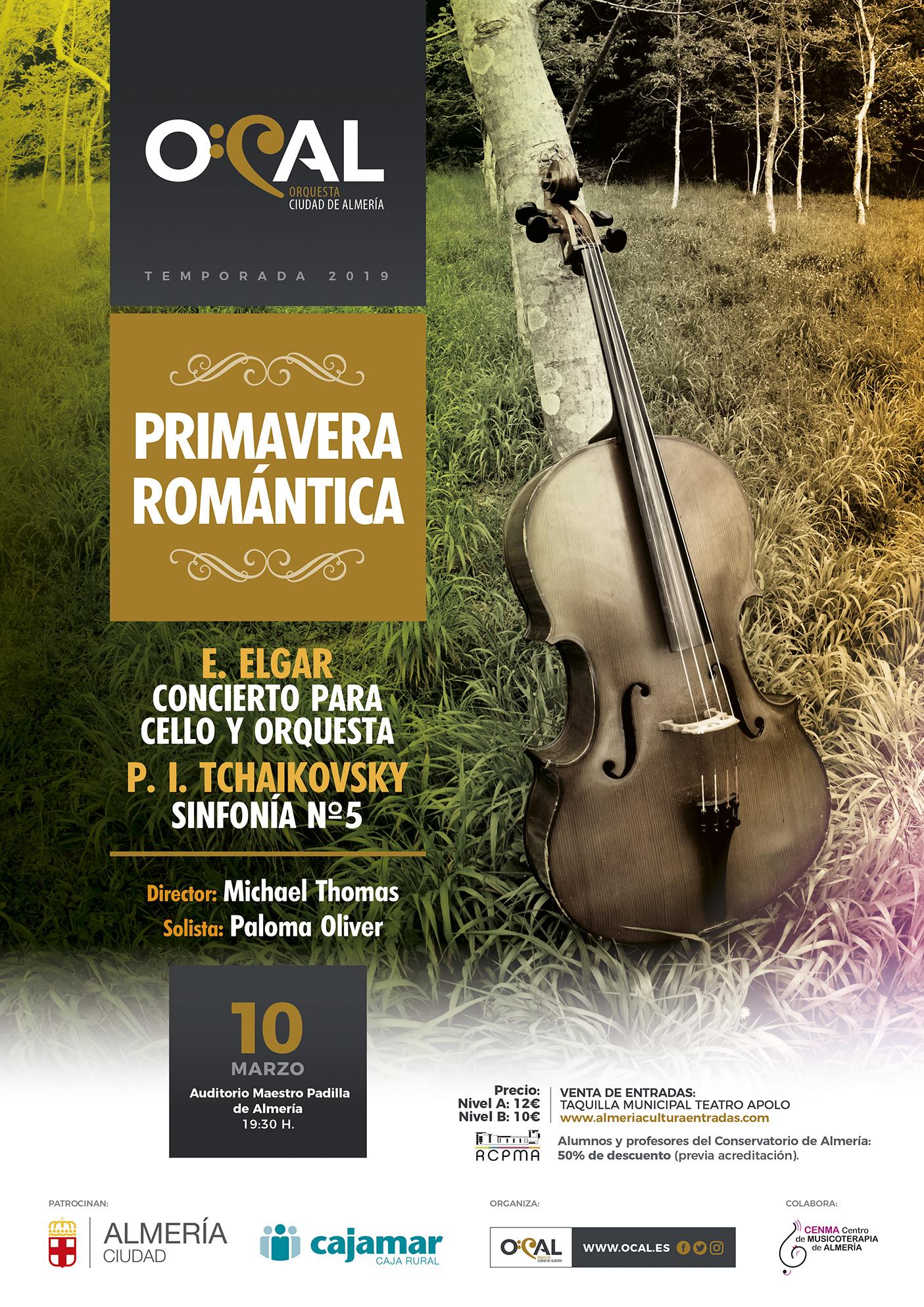 cartel OCAL 10 marzo