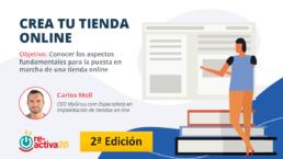 Crea tu tienda on-line - Empleo - Ayuntamiento de Almería