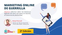 Marketing Online guerilla - Empleo - Ayuntamiento de Almería