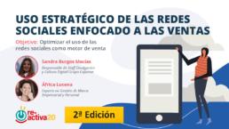 Uso estratégico redes sociales enfocado a las ventas - Empleo - Ayuntamiento de Almería