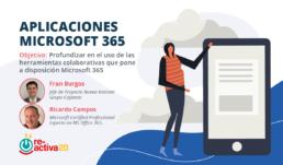 Aplicaciones Microsoft 365