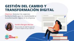 Gestión del Cambio y Transformación Digital