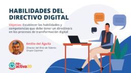 Habilidades del Directivo Digital