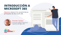 Introducción a MS 365