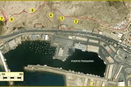 Patronato Municipal de Deportes Almería - Rutas y senderos - Pescadería - Camino Viejo