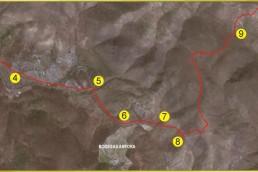 Patronato Municipal de Deportes Almería - Rutas y senderos - PR-120 Enix