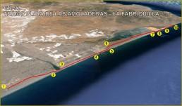 Patronato Municipal de Deportes Almería - Playa Amoladeras - Fabriquilla