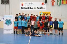 Patronato Municipal Deportes Almería - Bahía de Almería - Entente Tuc Balma