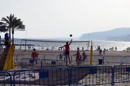 Feria Torneo Playa