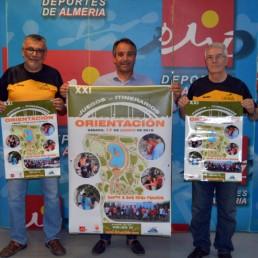 Parque del Andarax - Orientación Feria