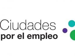Ciudades por el empleo - logo