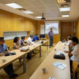 Presidencia y movimiento vecinal - Ayuntamiento de Almería - CIESOL Conferencia