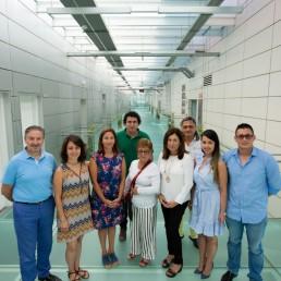 Presidencia y movimiento vecinal - Ayuntamiento de Almería - Encuentro con PITA