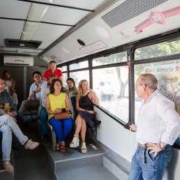 Presidencia y movimiento vecinal - Ayuntamiento de Almería - Infobus Movilidad Almeria