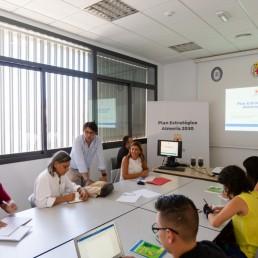 Presidencia y movimiento vecinal - Ayuntamiento de Almería - Plan estratégico Almería 2030