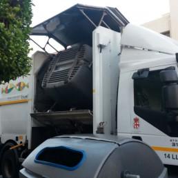 Servicios Municipales y Playas - Camión
