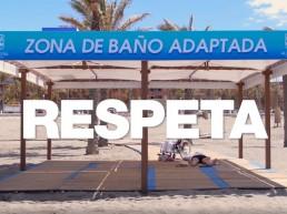 Respeta - Campaña