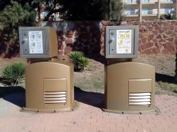Servicios Municipales y Playas - Portal CTC Recogida Neumática