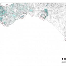 Almería - Distribución hojas