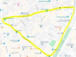 Cortes Agua - Ayuntamiento Almería Calle San Leonardo