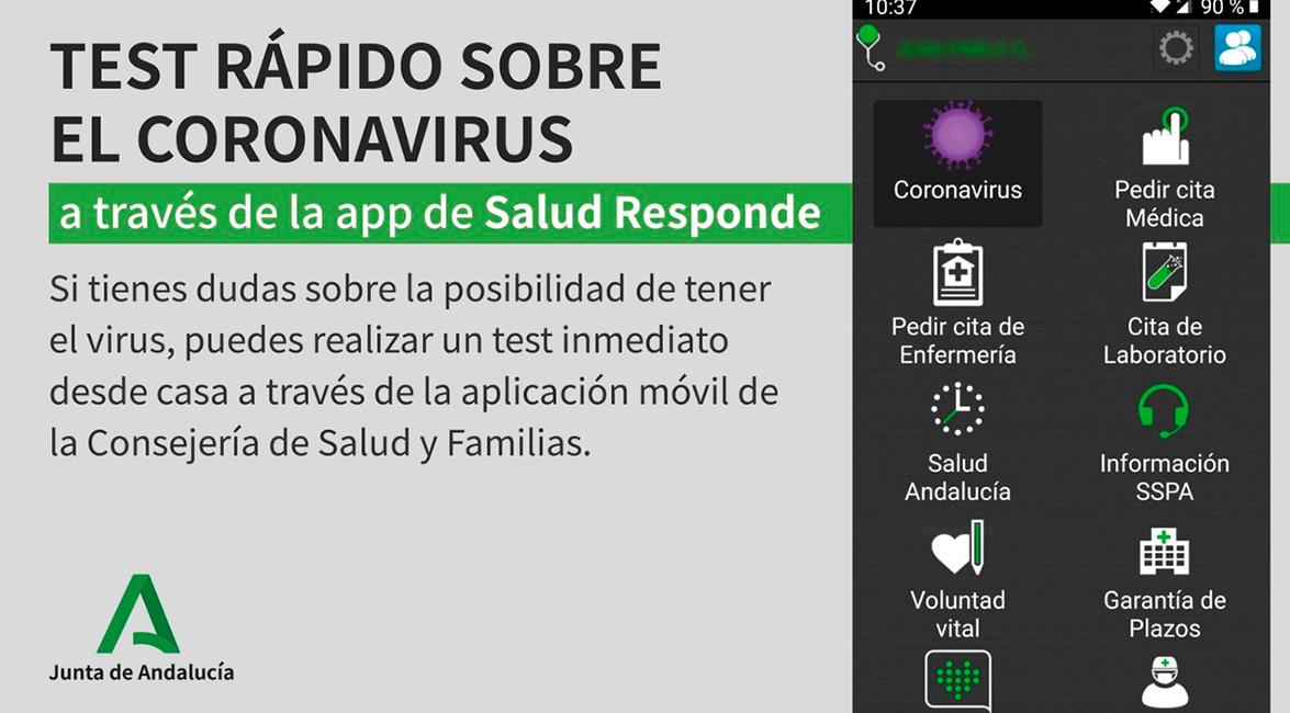app salud responde coronavirus