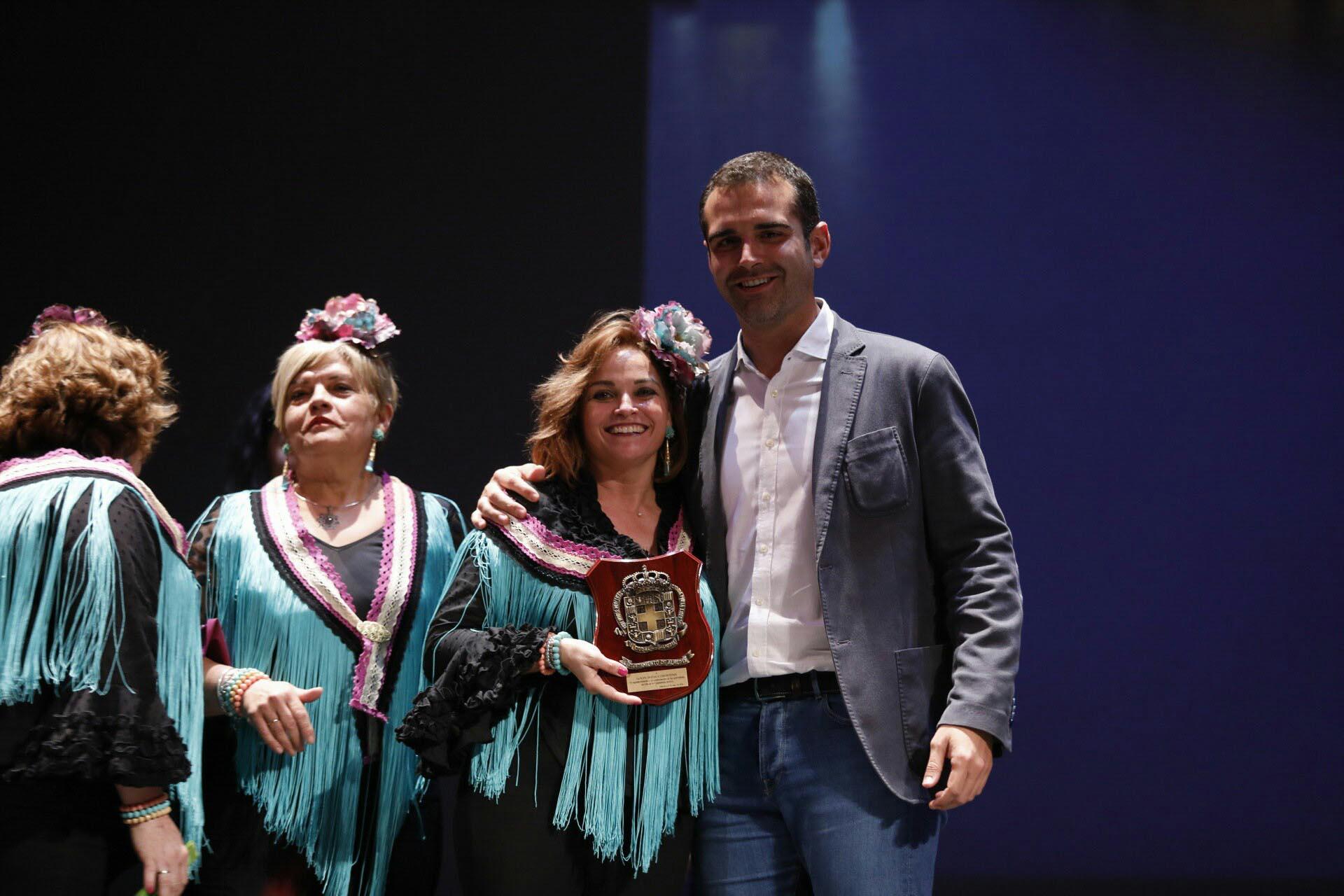 """El alcalde agradece a los colectivos vecinales su """"contribución para hacer de Almería una ciudad más amable, participativa y reivindicativa"""""""