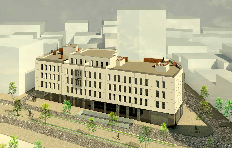 Almería XXI registra diecinueve ofertas para la construcción de las dos próximas promociones de vivienda en Avenida de Vilches y Villablanca