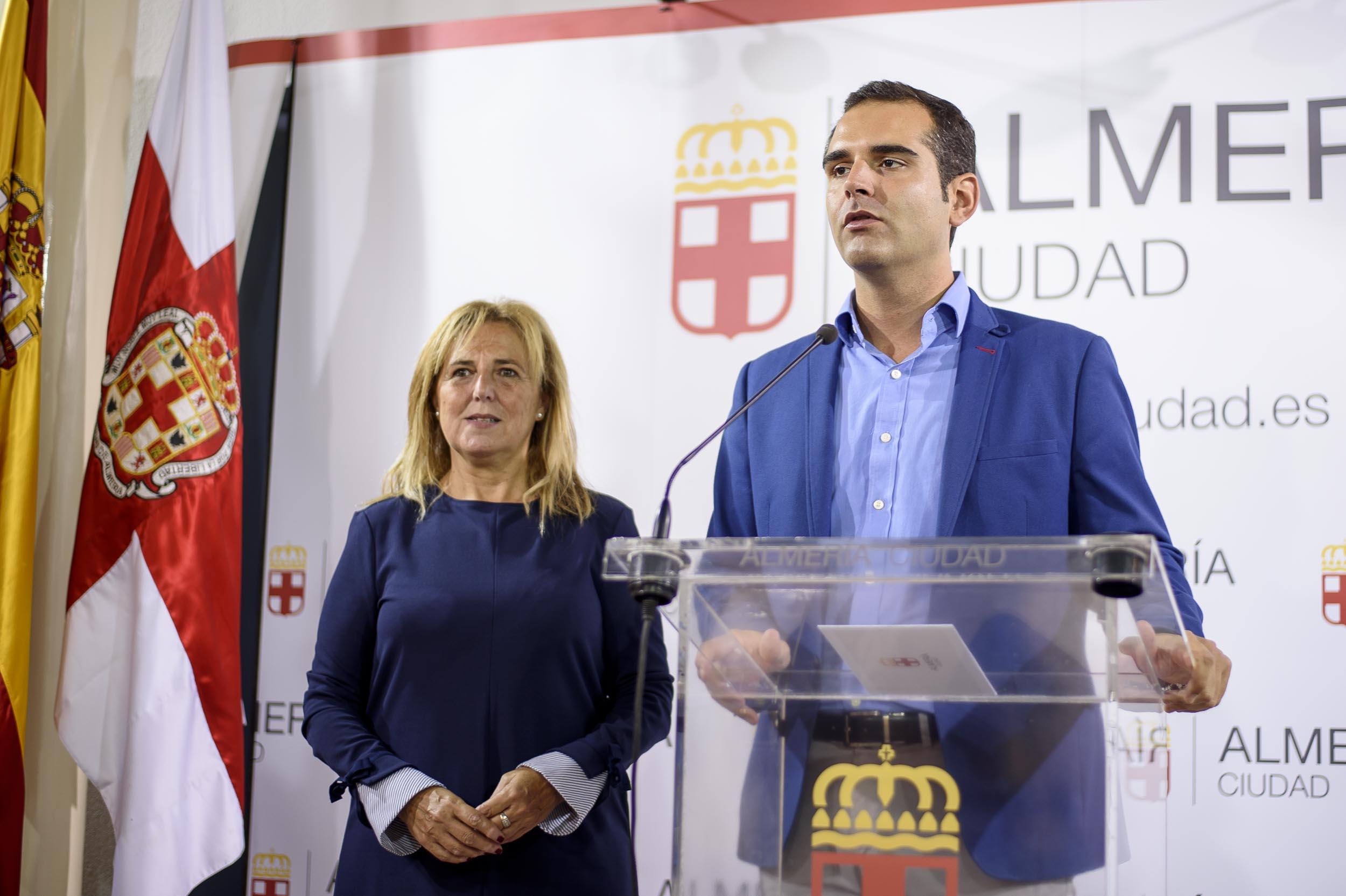 El programa 'Almería T-Forma' invertirá más de 800.000 euros en la formación e inserción laboral de 210 de jóvenes desempleados de 16 a 30 años