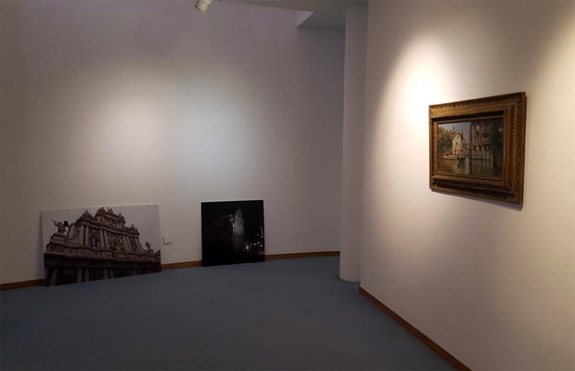 Venecia como inspiración artística protagoniza la próxima exposición del Museo 'Espacio 2'