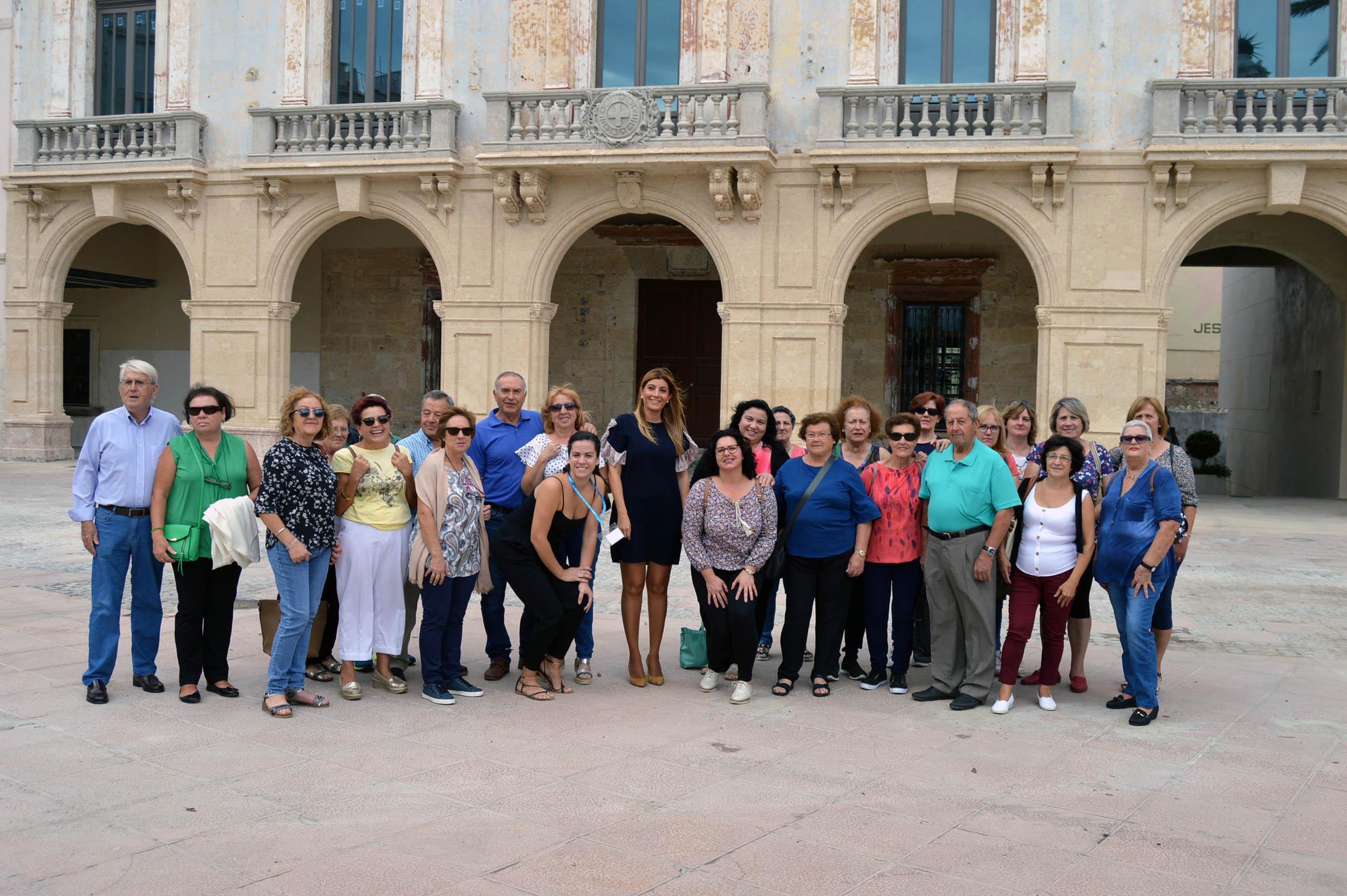 Fondón, Canjáyar, Rágol y Fuente Victoria expresan su apoyo a la candidatura de Almería 2019