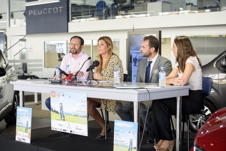 El Torneo del golf 'Interalmería TV' reunirá a 120 deportistas, el próximo domingo, en Alborán Golf