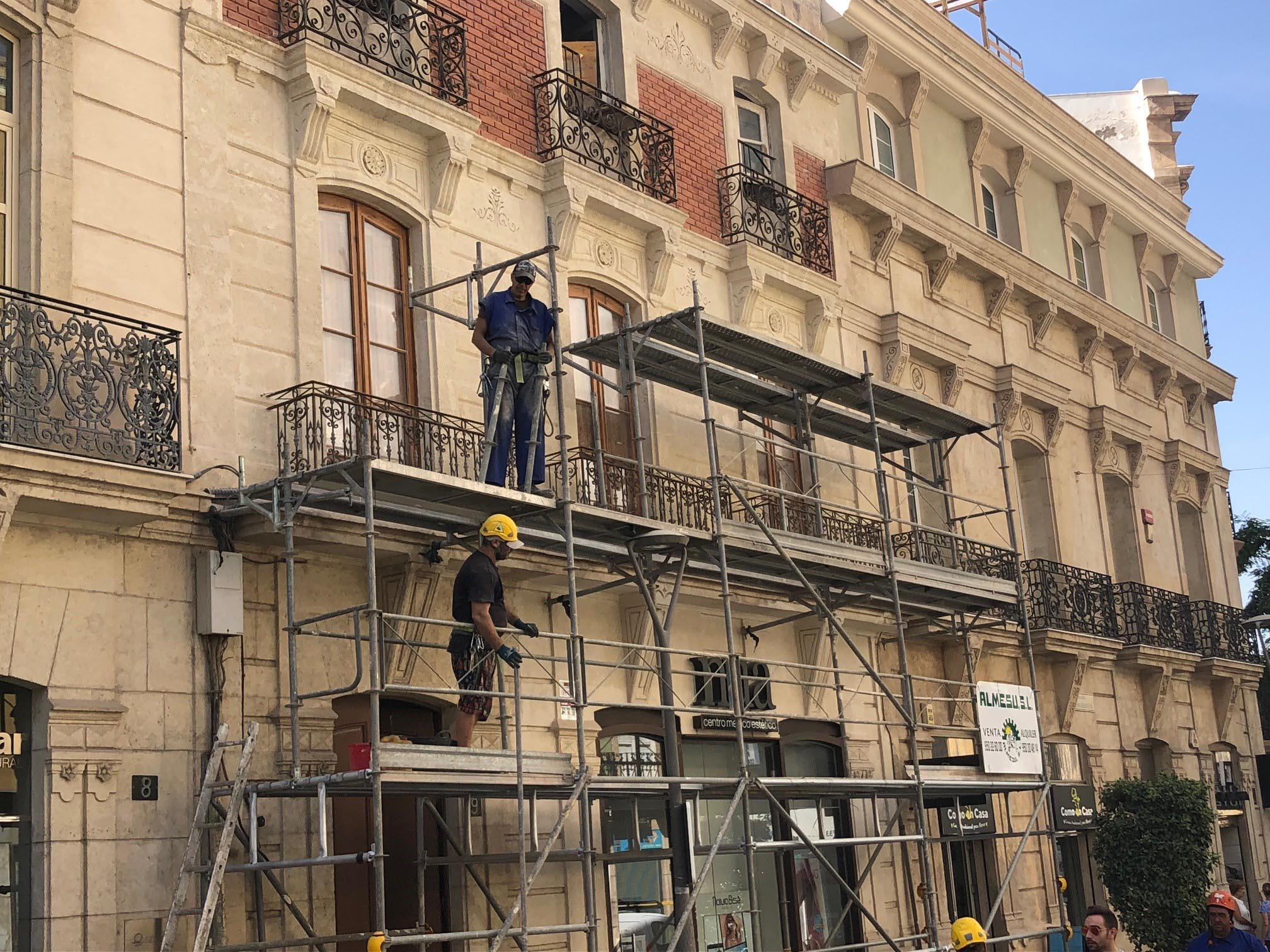 El Ayuntamiento aprueba definitivamente la concesión de subvenciones a diecinueve inmuebles para su rehabilitación