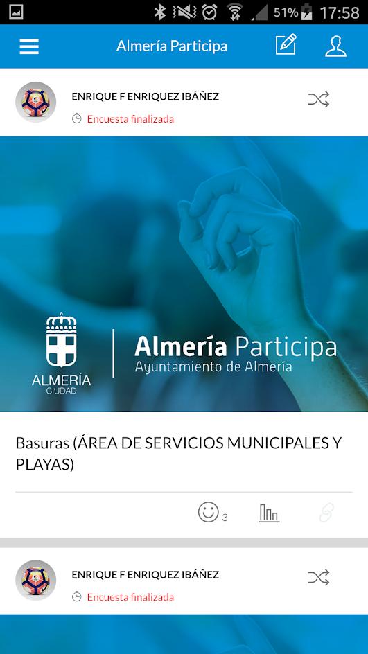 Almería Participa - App