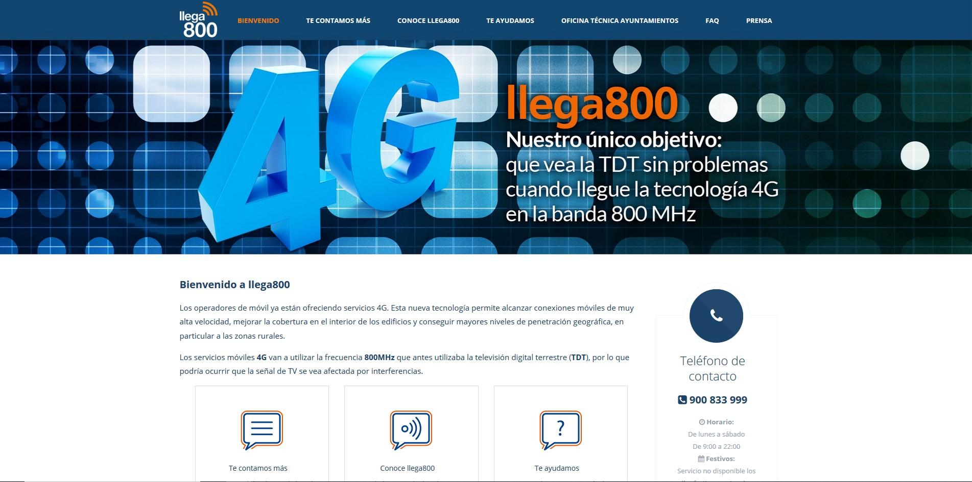 Llega800