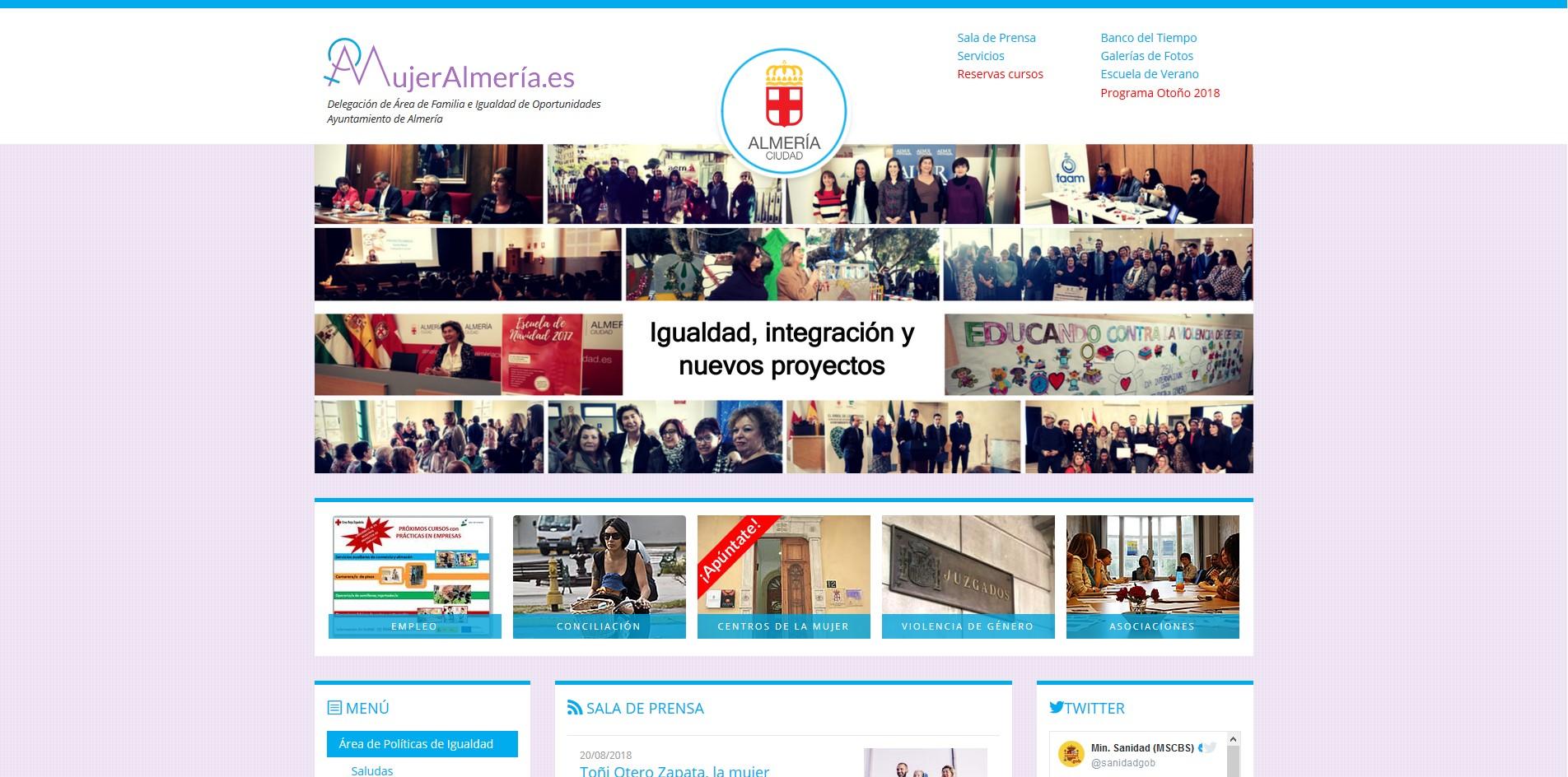 Mujeres Almería