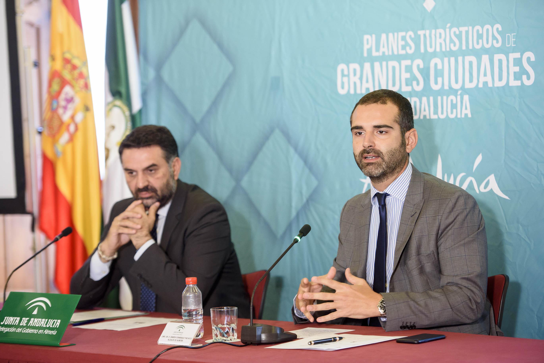 Ayuntamiento y Junta refuerzan la competitividad del destino Almería Ciudad con una inversión de 5 millones para el Plan Turístico de Grandes Ciudades