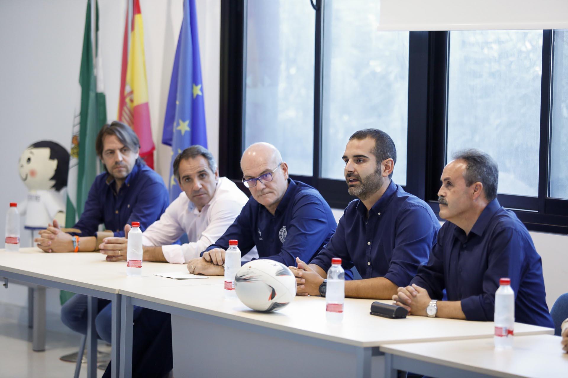 Almería acoge el I Festival de Rugby Inclusivo, con equipos de Valencia, Euskadi y URA Clan